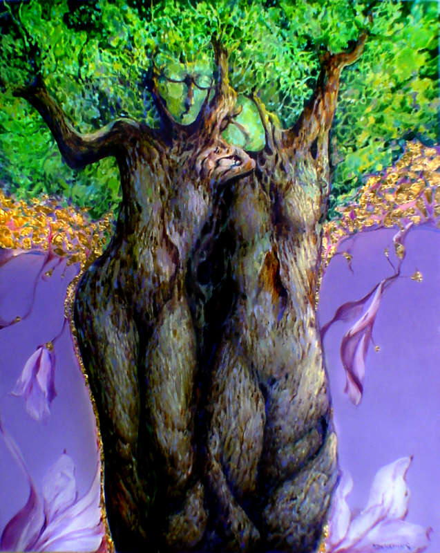 Der Baum der Liebenden - W. A. di Bolgherese