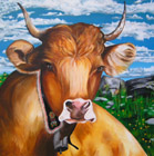 Happy Cow (2004) Dida (Diana Weisbender)